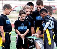California Football Academy - Flag Football